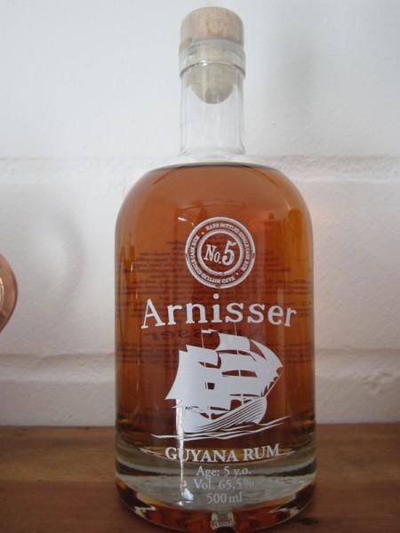 Arbnisser No. 5 Guyana Rum