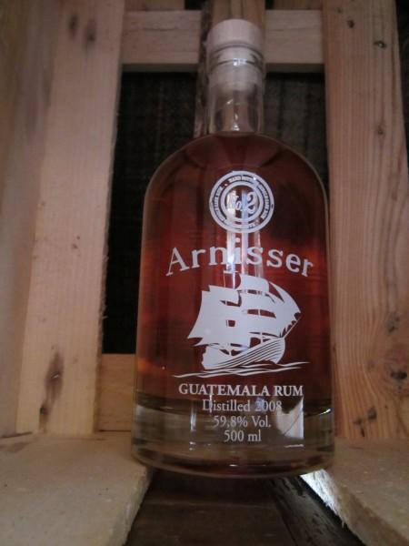 Arnisser No. 2 Guatemala Rum
