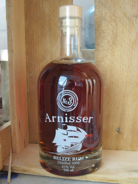Arnisser No. 3 Belize Rum
