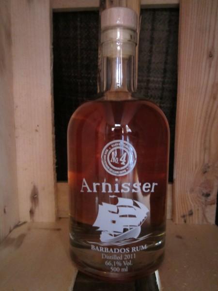 Arnisser No. 4 Barbados Rum