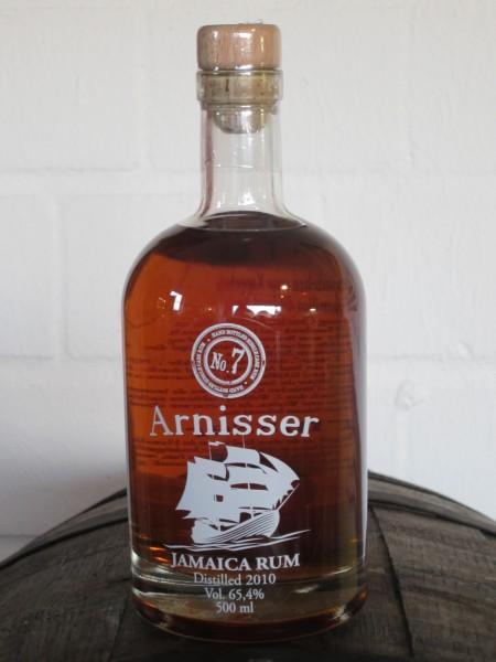 Arnisser No. 7 Jamaica Rum