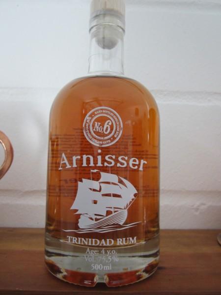 Arnisser No. 6 Trinidad Rum